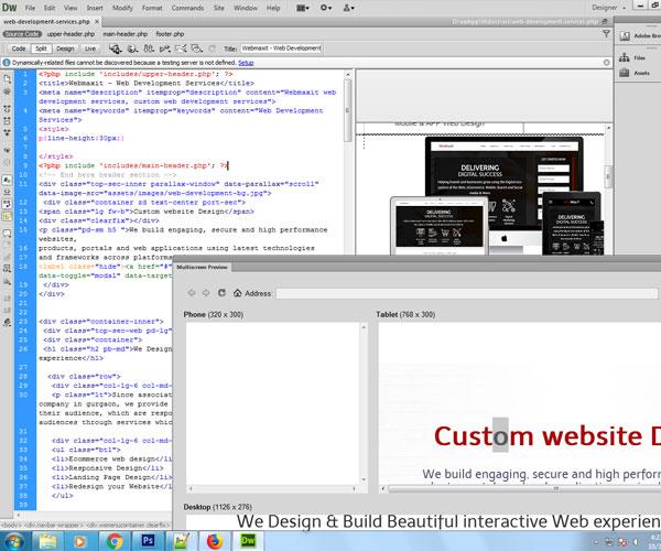 Webmaxit - Web Development Services