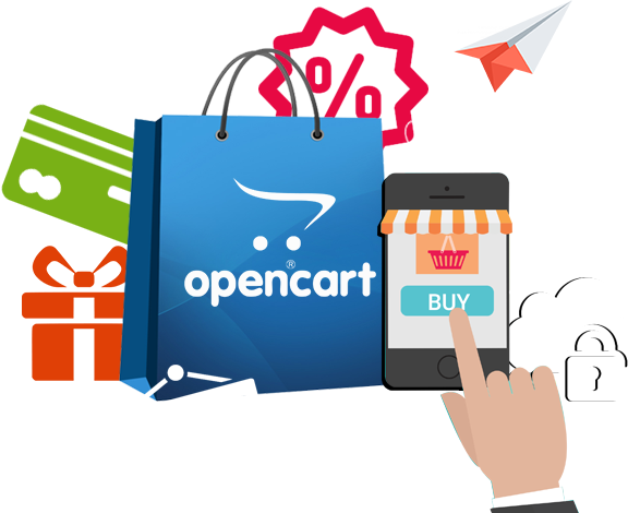 OpenCart web development services