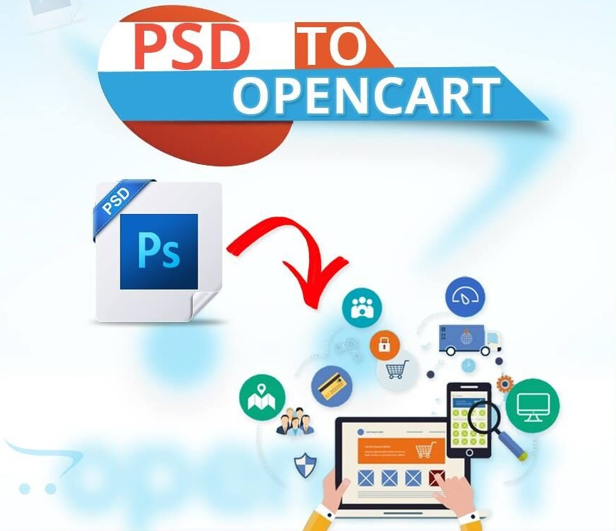 PSD to OpenCart Conversion Services in New York