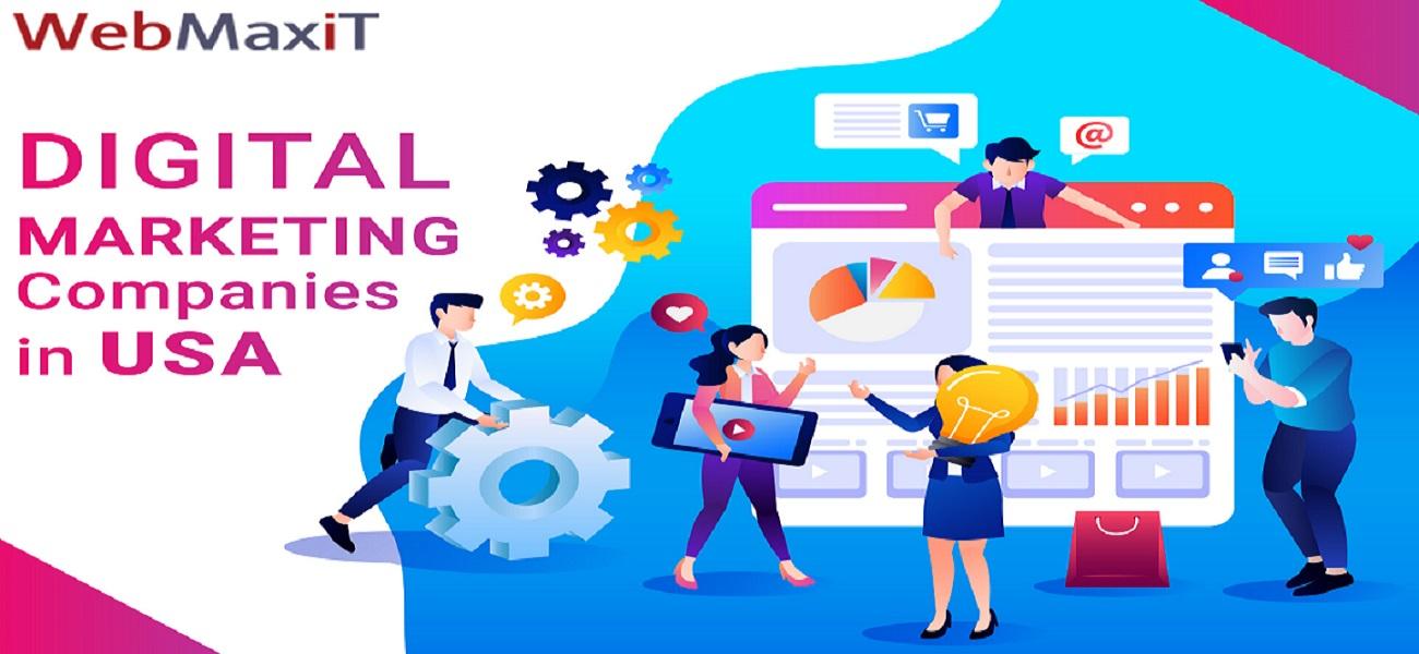 digital marketing companies in USA