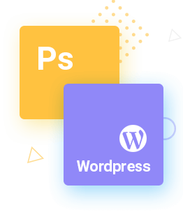 PSD to WordPress Conversion Service in Ohio
