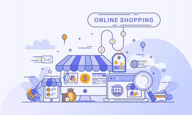 ecommerce website development company in USA