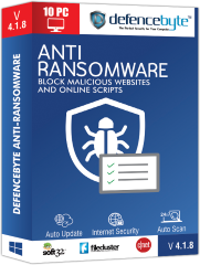 defencebyte Anti-Ransomware ( 10 PC )